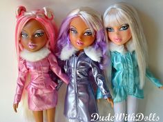 Bratz Platinum Shimmerz Review...
