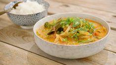 Thaise curry met kokos | Dagelijkse kost