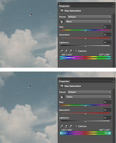 Targeting Hue/Saturation Adjustments in Photoshop | CreativePro.com
