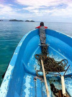 A Fijian boy along for the ride around his island. #greatwalker