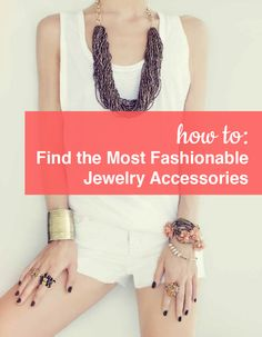 How to find the most fashionable Jewelry Accessories. Shop our full collection of Jewelry Accessories at ShoeBuy!
