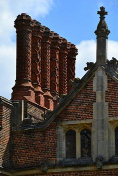 Hampton Court Palace ~ East Molesey, Surrey, England
