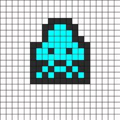 Space_invader_4 by Spark839 on Kandi Patterns