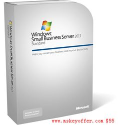 windows server small business 2011 just $55 . mskeyoffer.com