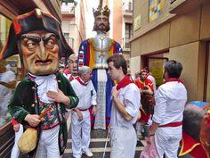 Adoquines y Losetas.: Comparsa