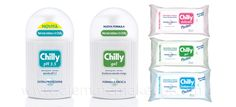 #CHILLY PROPONE LA NOVITA' CHILLY pH 3.5 e CHILLY GEL - Diemmemakeup