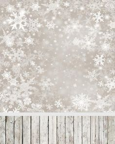 Kate Sliver Background Children Holiday Christmas Photography Backdrop