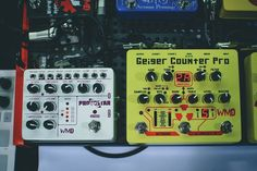 WMD Protostar and Geiger Counter Pro