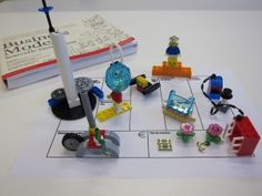 Lego Serious Play And Business Model Canvas