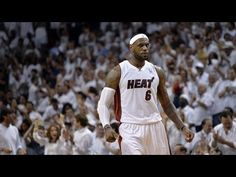 ▶ Pacers vs. Heat Game 6: LeBron James highlights - 25 points, 4 rebounds, 6 assists (5.30.14) - YouTube-- #ProBasketballMiamiHeat