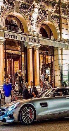 Monte Carlo - Hotel de Paris