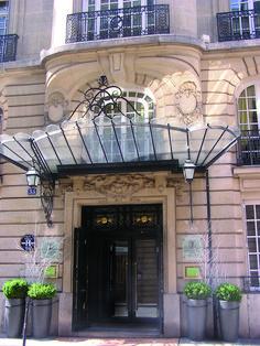 Champs-Elysées Plaza, 35, rue de Berri, Paris VIII