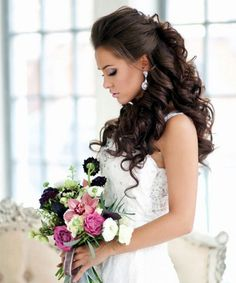 To 19 Jaw Dropping Wedding Hairstyles for Long Hair
