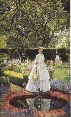 Maud ~ Eleanor Fortescue Brickdale ~ (English: 1871-1945)