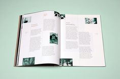 Craft Victoria - Annual Report on Editorial Design Served