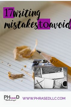 Writing mistakes to avoid on websites and blogs. Most common writing mistakes to avoid with video examples and tutorials on how to fix them. #writingmistakestoavoid #commonwritingmistakes #mostcommonwritingmistakes Creating A Portfolio, Creating A Blog, Run On Sentences, Blog Writing Tips, Nouns And Verbs, Professional Writing, Tips Online, Blog Topics, English Writing