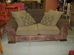 Deccies Done Deal Second Hand Furniture & House Clearances : New Stock Update May 2013 Stock Update, House Clearance, Second Hand Furniture, Home Furniture, Love Seat, Couch, Throw Pillows, Bed, Home Decor