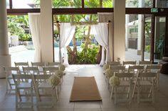 Santai Retreat Casuarina northern nsw wedding venue www.circleofloveweddings.com.au Wedding Locations, Wedding Venues, Tweed, Coast, Wedding Reception Venues, Seaside