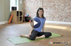 12-Minute Pilates Abs Workout Video | SparkPeople