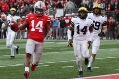 Ohio State needs one final thing to make playoff case complete College Football Playoff, Football Helmets, Ohio State Vs Michigan, Finals, News, Final Exams