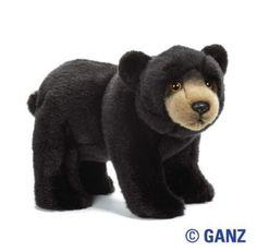 Webkinz Signature Black Bear