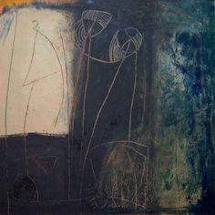 "Saatchi Art Artist Mahi Chafik; Painting, ""807"" #art"