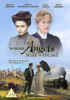 Where Angels Fear to Tread (dvd) Be With You Movie, Love Movie, Movie Tv, Tv Series To Watch, Series Movies, Movies Showing, Movies And Tv Shows, Period Drama Movies, Period Dramas