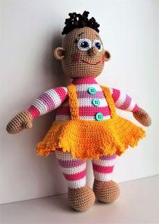 Leithygurumi: Katerina Arkhipova - Amigurumi Babies in Pyjamas English Pattern
