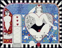 Frida Kahlo mexicano Cuadro Lienzo Enmarcado Ilustración ilustraciones #178 Cartel