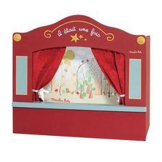 Moulin Roty Théâtre de marionnettes