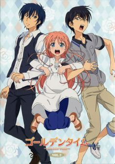 Golden Time All Anime, Me Me Me Anime, Anime Art, Golden Time Anime, Ao Haru, Anohana, Anime Reccomendations, Another Anime, Manga Pictures