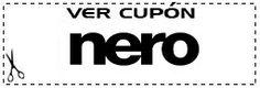 Código descuento Nero - Ver más: http://buscacupones.es/codigo-descuento-nero/