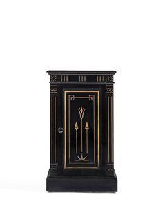 Christopher Dresser, Bedside cabinet c.1880