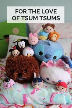 For the Love of Tsum Tsums | eBay