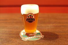 Já experimentou a nova cerveja da Les 3 Brasseurs?