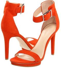 These shoes go with literally everything. Calvin Klein Vivian #Sandals