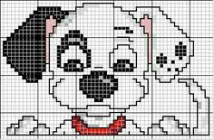 It is a website for handmade creations,with free patterns for croshet and knitting , in many techniques & designs. Cross Stitch Baby, Cross Stitch Animals, Cross Stitch Charts, Disney Stitch, Cross Stitching, Cross Stitch Embroidery, Pixel Art, Baby Motiv, Picture Ornaments