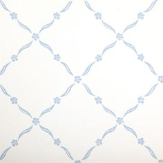 Tapet Paintpart Lantligt & Modernt 4930-1 - Tapeter - Bygghemma.se Fabric Patterns, Embroidery Patterns, Trellis Wallpaper, Baby Fabric, Lattice Design, Kitchen Wallpaper, Girl Bedroom Designs, Textiles, Big Girl Rooms