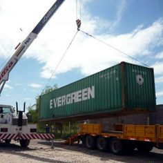 CASA CONTAINER SHIPPING CONTAINER HOME