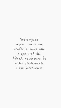 Fonte: @vibesdejah Me acompanhe pelo instagram @dourivaltavares Positive Phrases, Motivational Phrases, Inspirational Quotes, Phrase Of The Day, Quote Of The Day, More Than Words, Some Words, Quotes White, Positive Inspiration