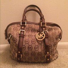 Michael Kors Handbag With Strap