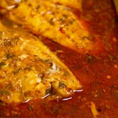 Spicy Cajun Baked Cod is easy to make and super tasty. Just be sure to have some bread to sop up all those juices