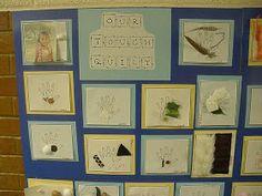 The Art of Teaching: A Kindergarten Blog: The Sense of Touch