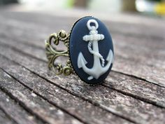 nautical ring $7.00