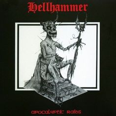 HELLHAMMER - Apocalyptic Raids - LP