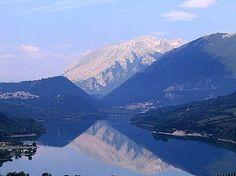 Lago di Villetta Barrea