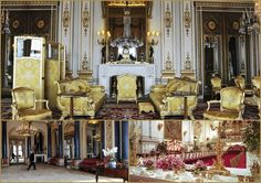 Um passeio pelos salões do Palácio de Buckingham | Fazendo Sala