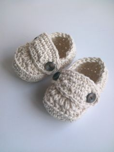 Booties for Baby Boy