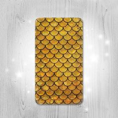 Gold Fish Scale Gadget Personalized Tech Gift Usb by Lantadesign