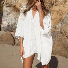 2017 Beach Cotton Cover-Ups V-neck Tunic Sarong Bathing Suit Coverups Bikini Cover Up Women Swimsuit Beachwear 02-0186 $28.97  http://hard-core-sports.myshopify.com/products/2017-beach-cotton-cover-ups-v-neck-tunic-sarong-bathing-suit-coverups-bikini-cover-up-women-swimsuit-beachwear-02-0186?utm_campaign=outfy_sm_1487993893_801&utm_medium=socialmedia_post&utm_source=pinterest   #style #me #outdoors #instastyle #amazing #smile #love #instadaily #cool #instacool #fitnessmotivation #happy…